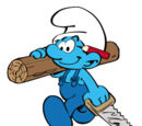 Smurfs: The Lost Village characters