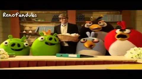 """""""Angry birds"""" acuerdo de paz - Fandub Español Latino"""