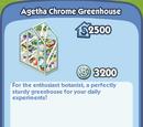 Agetha Chrome Greenhouse