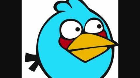 Sonidos de los pájaros del Angry Birds - Angry Birds, birds' sounds