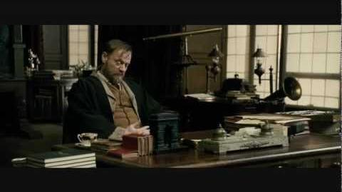 Sherlock Holmes A Game of Shadows Meeting Moriarty Scene HD