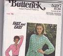 Butterick 5297 B