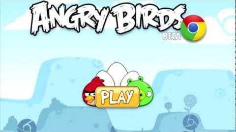 Angry Birds Google+