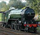 2-6-2 Steam Locomotives