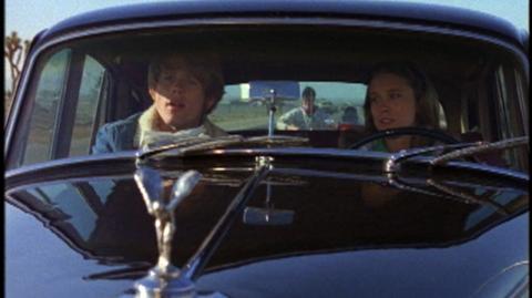 Grand Theft Auto (1977) - Clip The Chase