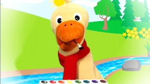 Baby Einstein Baby Neptune (2007) - Clip Rivers and Lakes - 1 00