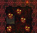 Lava creatures