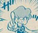 Tobio Ooike (Manga)