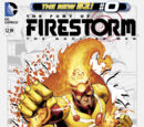 Fury of Firestorm: The Nuclear Men Vol 1 0