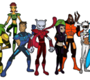 DC Animated Universe (Tragould)