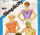Simplicity 6409 B