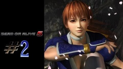 Dead or Alive 5 Story Mode Walkthrough Part 1 Kasumi