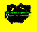 Digimon Adventure Go! ¡El Digimon Legendario, Elegidos VS Arkadimon!