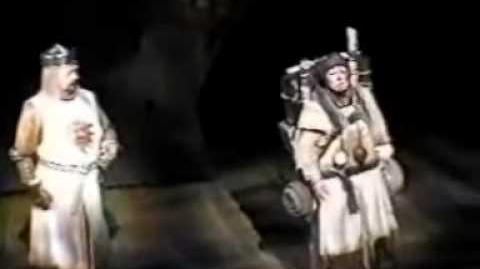 Spamalot (FULL Broadway Show 2005) Part 1 12