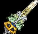 Llave Espada χ