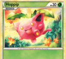 Hoppip (HeartGold & SoulSilver TCG)