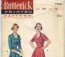 Butterick 7364
