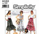 Simplicity 8088 C