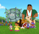 Dora the Explorer Season 4 Episodes