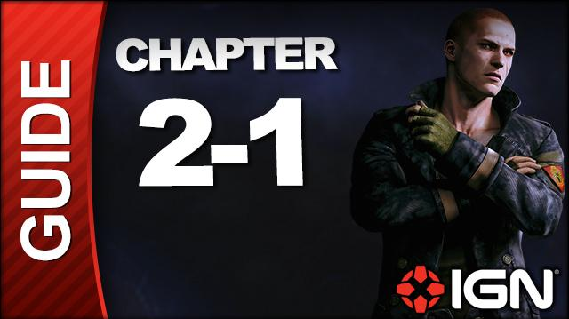 Resident Evil 6 Jake Campaign Walkthrough - Chapter 2 pt 1