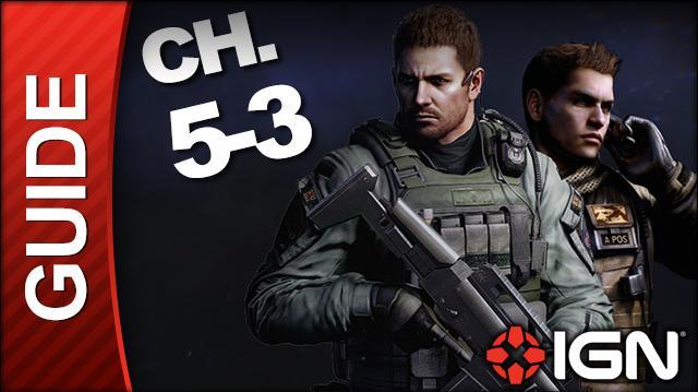 *SPOILERS* Resident Evil 6 Chris Piers Campaign Walkthrough - Ending