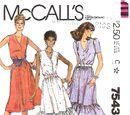 McCall's 7543