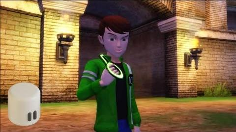 "Ben 10 Ultimate Alien - Xbox 360 ""E-Knocked Out!!"""