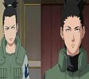 Miembros del Clan Nara