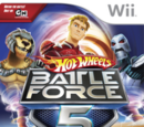 Battle force 5 video game