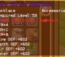 Rare Virtue Necklace