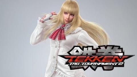 Tekken Tag Tournament 2 Lili's Arcade Ending