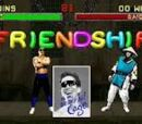 Friendship: Johnny Cage