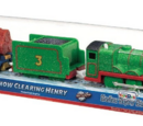 Snow Clearing Henry