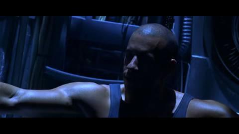 Pitchblack - interrogating riddick