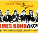 Movies, miniseries, and TV shows about James Bond