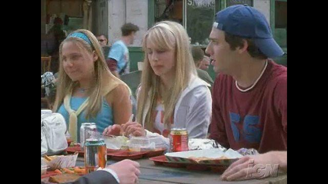 "Charlie Bartlett DVD Clip - ""Friends at Lunch"""