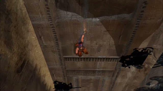 Prince of Persia Xbox 360 Gameplay - E3 2008 Get Over Here