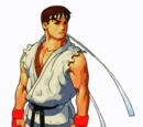 X-Men vs. Street Fighter/Official Art/Street Fighter