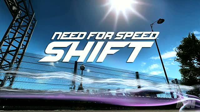 Need for Speed Shift PlayStation 3 Trailer - Intense Trailer