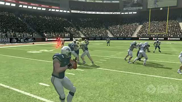 Backbreaker Xbox 360 Video - Trainning Camp Video 3 Passing Game