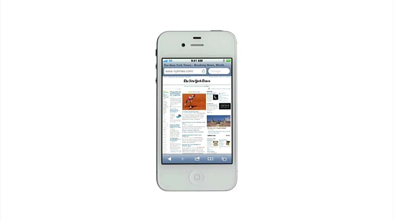 Apple iPhone 4S Video Review