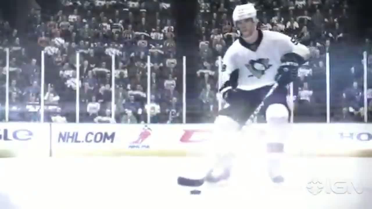 NHL 13 True Performance Skating