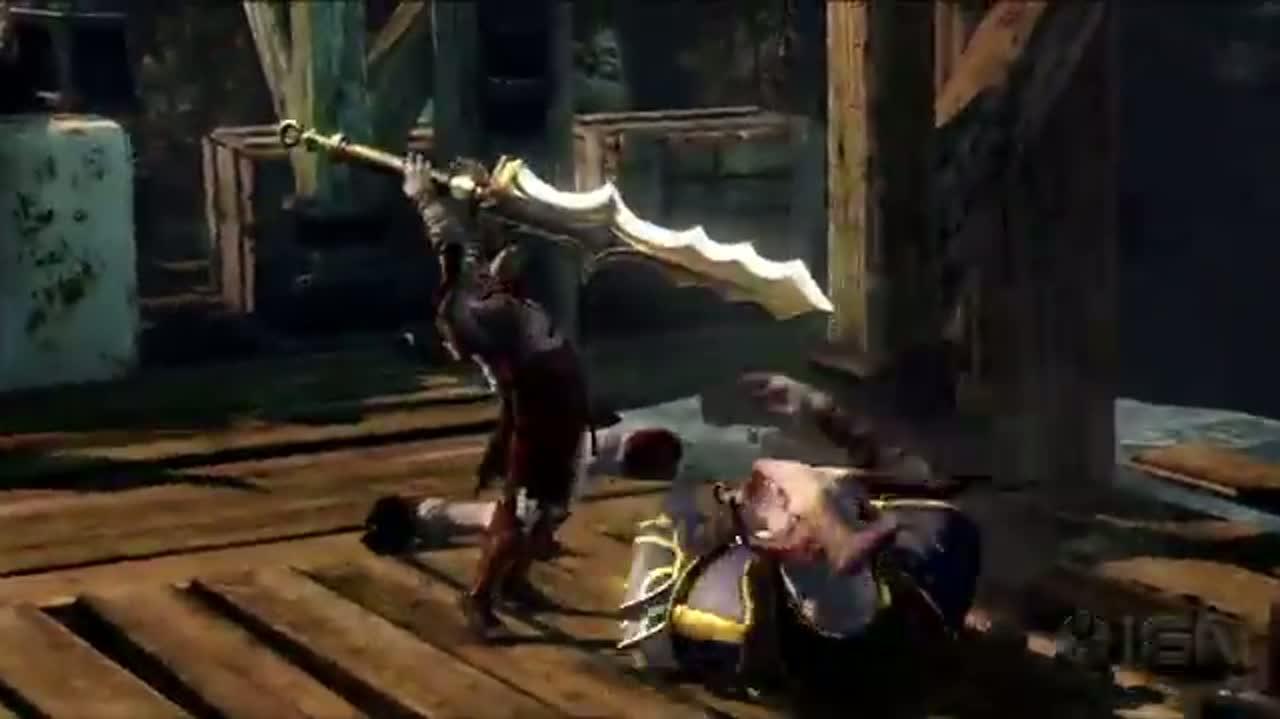 God of War Ascension - Gameplay Demo - E3 2012