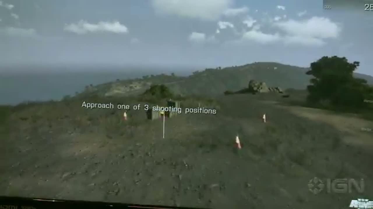 ArmA III - Showcase Infantry - E3 2012