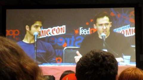 Teen Wolf Panel - Jeff Davis on Stiles's Bisexuality