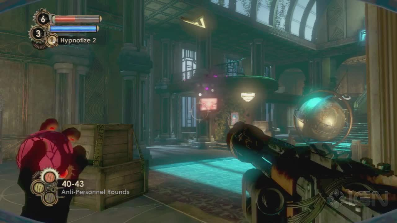 BioShock 2 - Alexander the Great - Gameplay