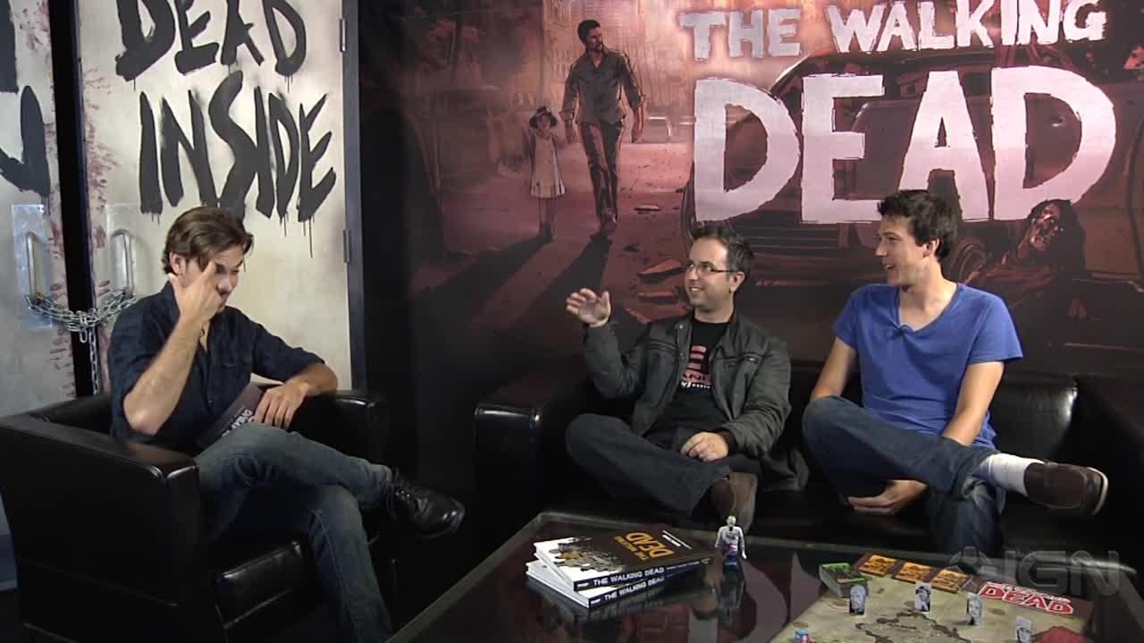 The Walking Dead Episode 3 Characters, Questions Answered