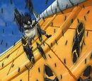 Jutsu: Clon de Sombra de Shuriken