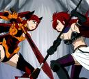 Erza Scarlet kontra Erza Knightwalker