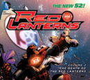 Red Lanterns: Death of the Red Lanterns (Collected)